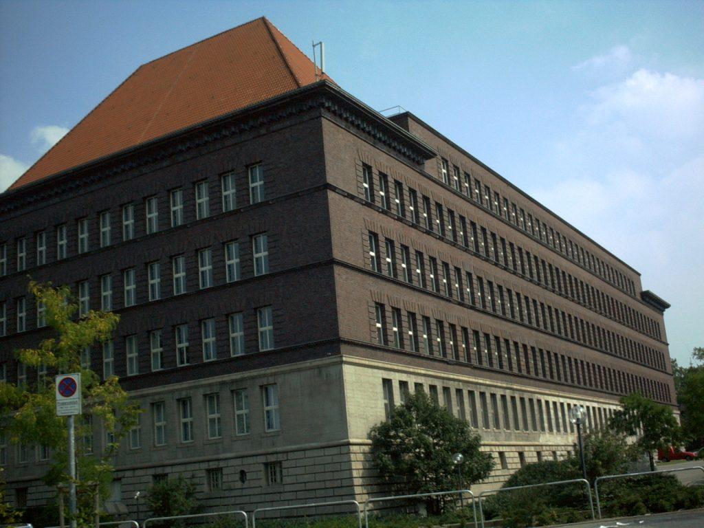 1000 Fenster Haus, auch Haus Ruhrort genannt