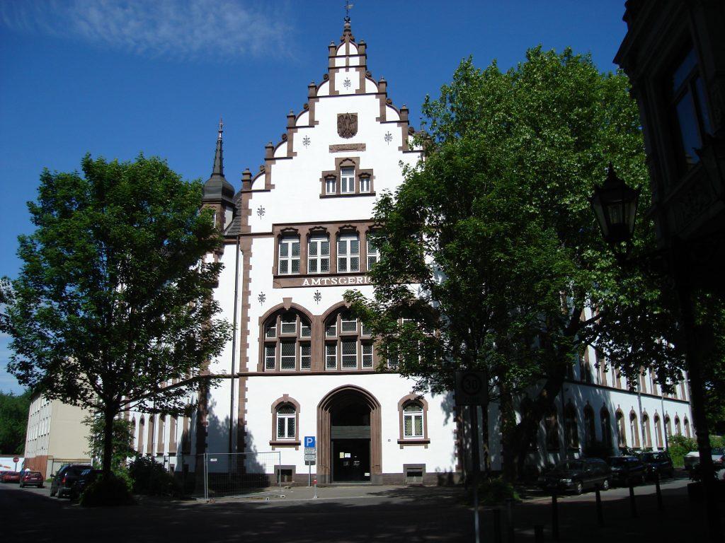 Amtsgericht Ruhrort