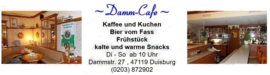 Dammcafe Ruhrort
