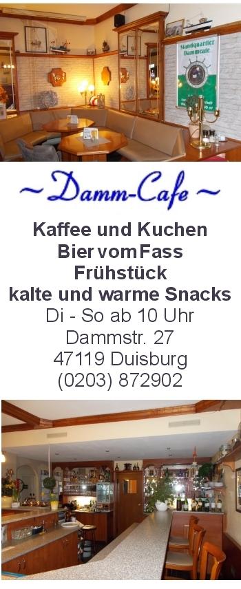Dammcafe Bar ho 350br