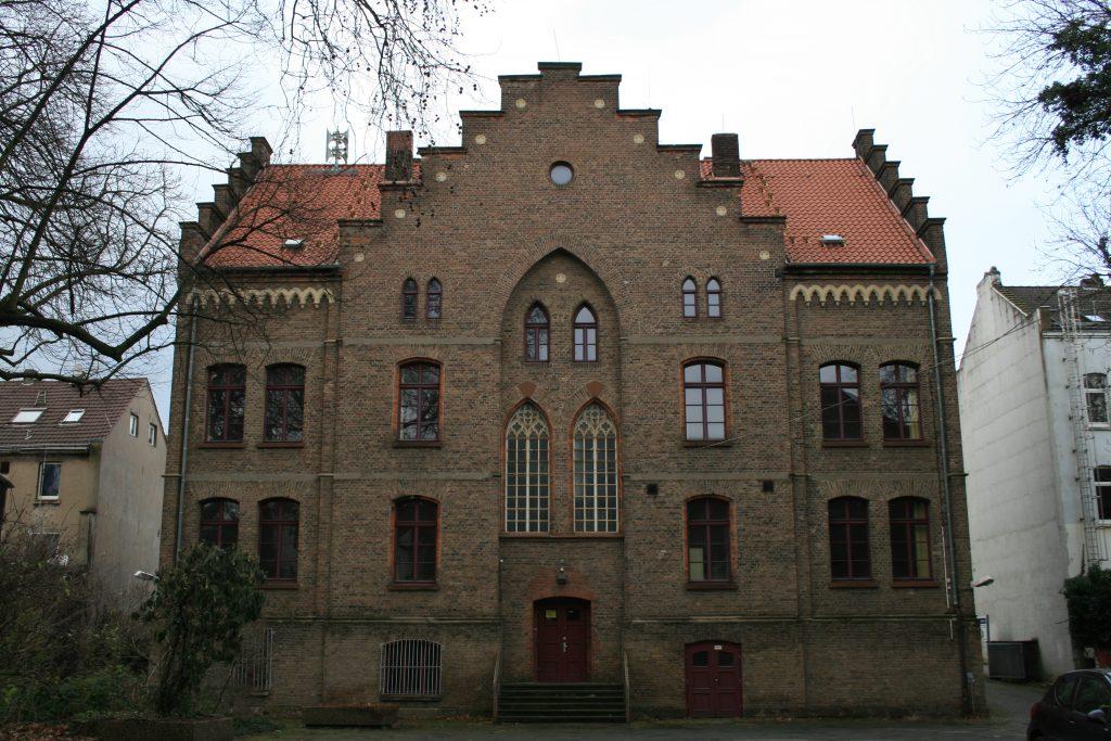 Ehemalige Sonderschule, Radiomeseum in Ruhrort