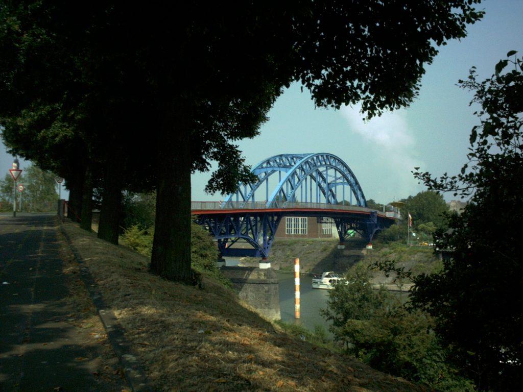 Eisenbahnbassin Ruhrort