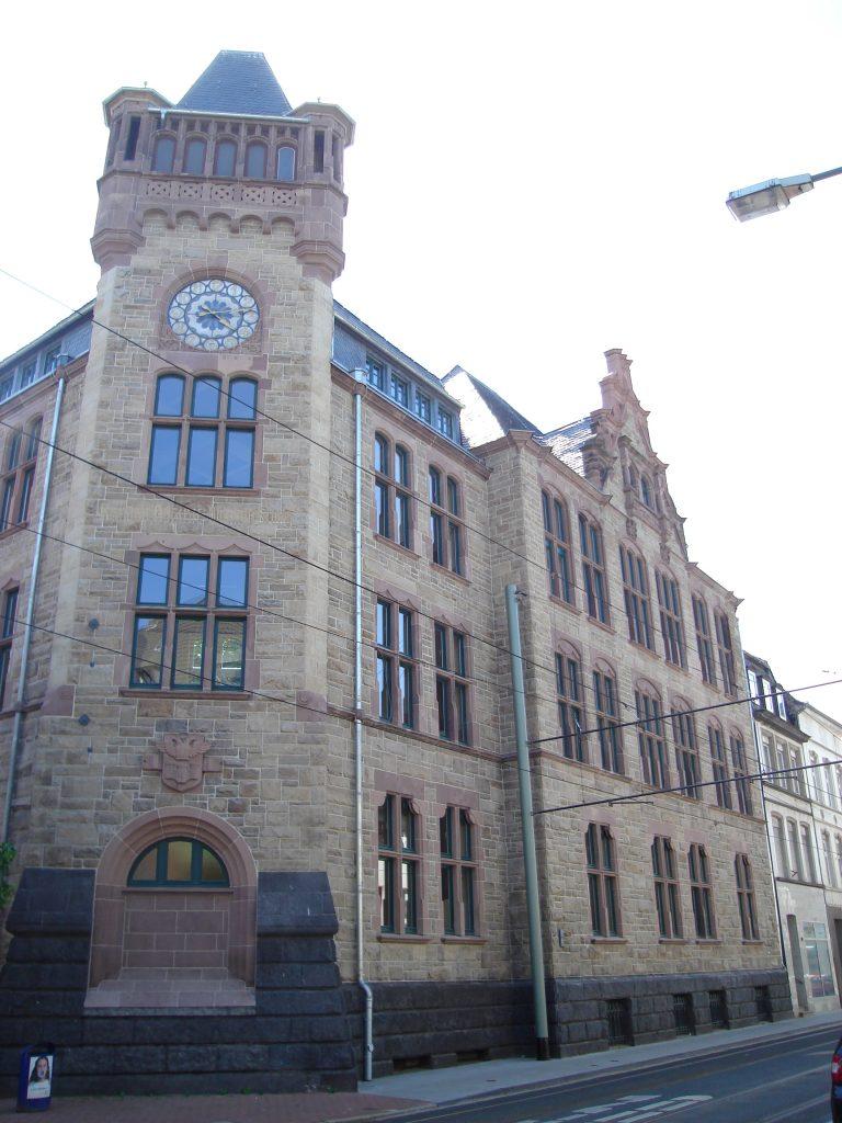 Aletta-Haniel Gesamtschule Karlstrasse in Ruhrort