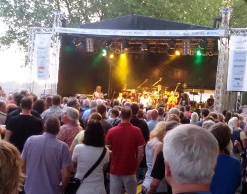 Hafenfest Ruhrort