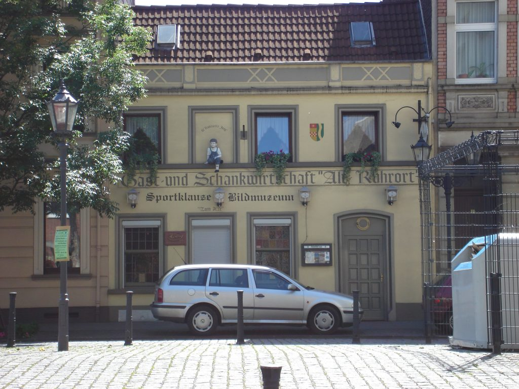 Neumarkt Ruhrort 5 Itze