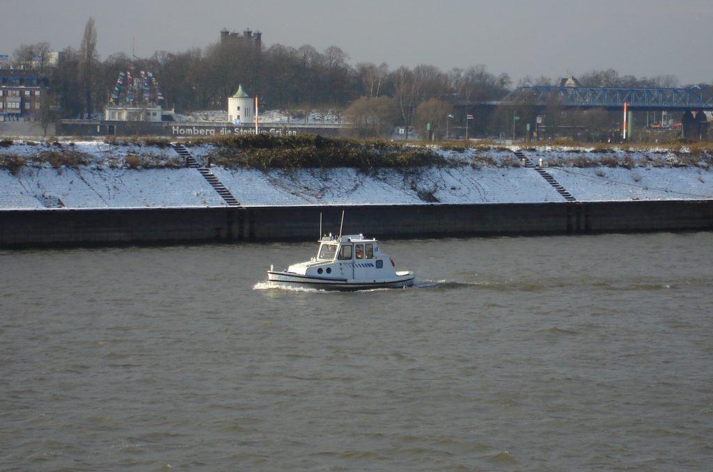 Pegel Hafenmeister Ruhrort 4