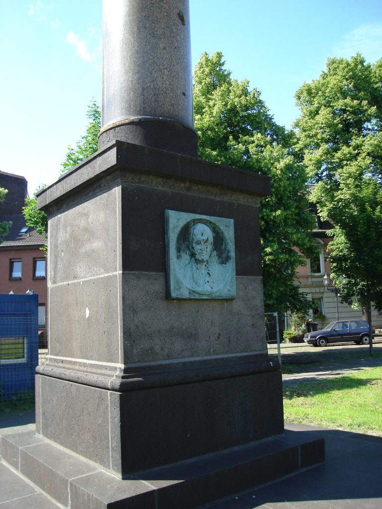 Vinckesaeule Ruhrort F